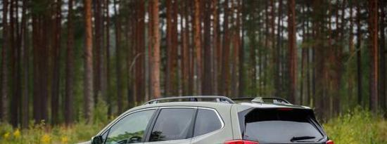 泰德·韦尔福德谈斯巴鲁的新款SUV如何帮助重建英国市场