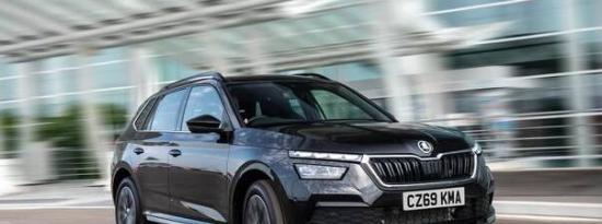 随着宽敞的17000英镑Kamiq发售 斯柯达终于加入了紧凑型SUV战争