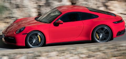 2020年保时捷911 S和4S首次驾驶回顾 设计无懈可击
