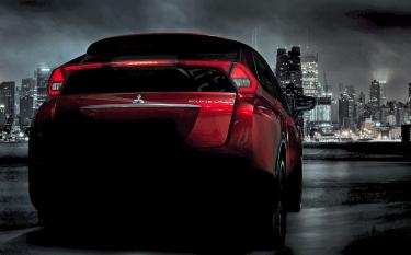 三菱Eclipse Cross IS是中间部三菱SUV的名称