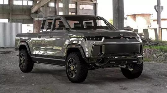 Atlis XT 500英里电动卡车将挑战底特律3的皮卡优势