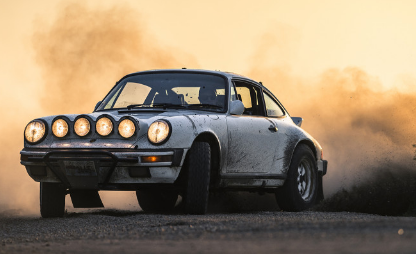 保时捷考虑打造出众的Safari风格911
