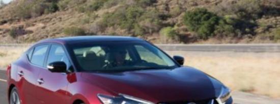 2019年日产千里马轿车运动外观 更多安全技术