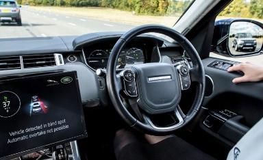 捷豹路虎与福特共同开发自主技术