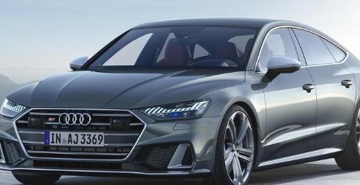 奥迪展示了搭载345bhp V6柴油的新款S6和S7 Sportback