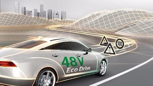 奥迪eROT从悬挂中获取能量 为汽车电池充电