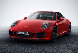 保时捷911 Speedster Concept纪念该品牌成立70周年