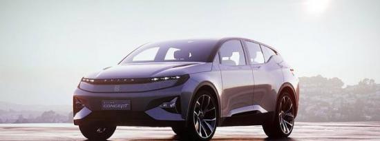 拜腾为继续电动汽车开发筹集了5亿美元