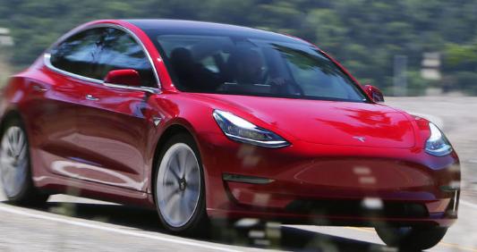特斯拉发布Model S X和3的迄今为止最重大的更新