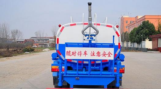 评测江淮骏铃5吨洒水车上装篇及大运奥普力4.6方洒水车下装篇