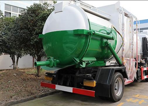 评测东风途逸T5国六3米易燃气体厢式运输车底盘篇及东风凯普特K7餐厨式垃圾车