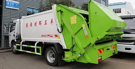 评测东风多利卡D6国六扫路车及东风凯普特K7国六压缩式垃圾车上装篇