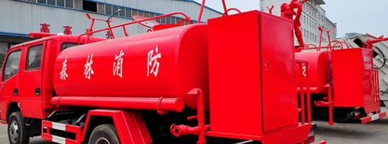 评测东风小多利卡消防洒水车上装篇及底盘篇