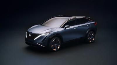 日产Ariya Concept预览了一款新型日产电动SUV