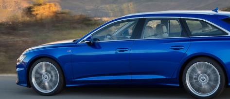 奥迪A6前卫设计师Helmut Jung驾驶更具表现力的新车