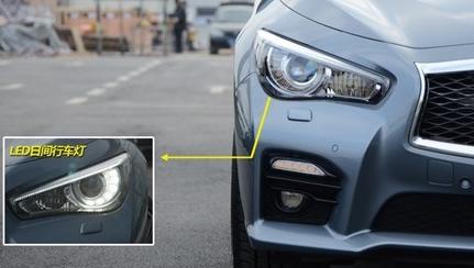 评测2014款奥迪RS7 Sportback怎么样及东风英菲尼迪Q50L多少钱