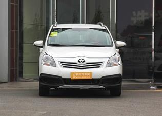 评测逸致Cross版怎么样及江淮小型SUV瑞风S3多少钱