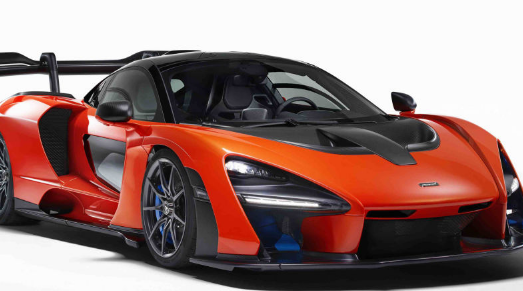 迈凯轮混合动力技术将创造世界上最快的汽车之一