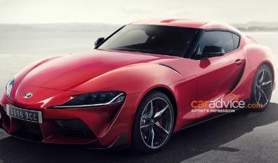 丰田Supra确认将在2019年下半年登陆底特律