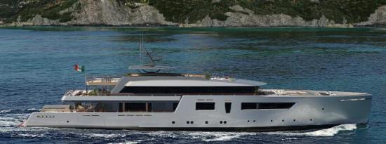 Tankoa超级游艇概念通过创新设计带来所有乐趣