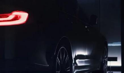 下一代宝马5系预告片展示了经过调整的LED尾灯