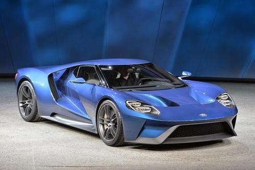 福特将其赢得勒芒大奖赛的GT的生产周期再延长了两年