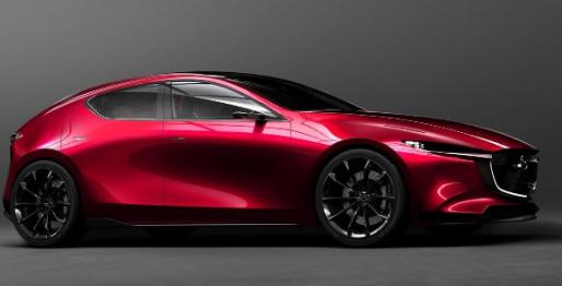 马自达嘲笑了将于下个月全面亮相的下一代Mazda3