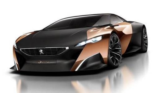 标致汽车将在下个月的巴黎车展上发布其最新概念车