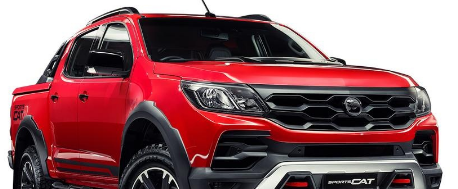 Sportscat追逐福特Raptor对手以获得最佳双驾驶室奖