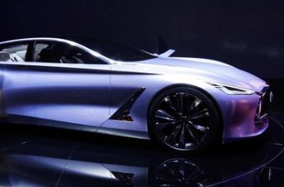 英菲尼迪Q80灵感概念车在巴黎首次亮相
