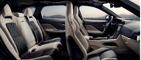 捷豹F-Pace SVR价格公布这个英国品牌准备推出其旗舰SUV
