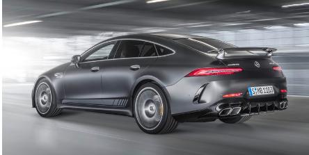 梅赛德斯奔驰-AMG的GT系列在到达之前就已经扩大了