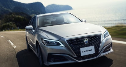 丰田皇冠概念车是追求行驶效率和相关技术而建立的主要工具