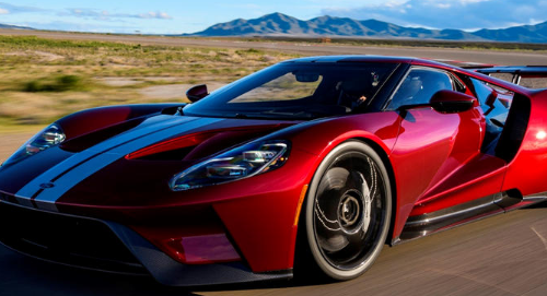 福特决定将GT的生产从2020年延长到2022年