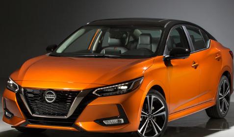 全新的2020日产Sentra揭开了面纱
