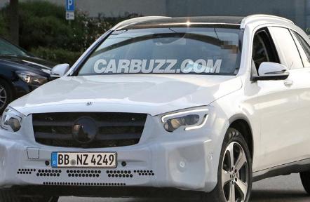 梅赛德斯奔驰将在日内瓦展示很多新车