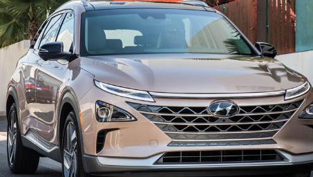 2019年现代NEXO燃料电池SUV像我们想象的那样昂贵