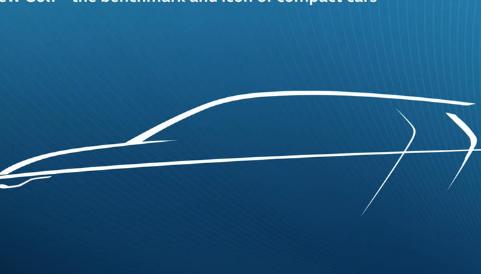 大众汽车已经确认新款八代高尔夫将在2019年下半年亮相