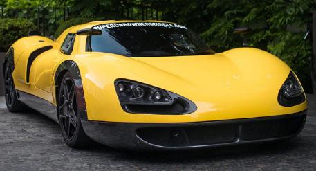 疯狂的法拉利F430售价280万美元