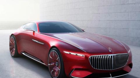 迈巴赫可能在未来制造独立的豪华车型