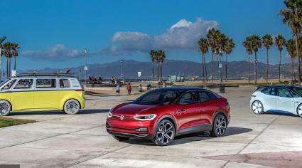 大众汽车透露即将推出的电动汽车的重要细节