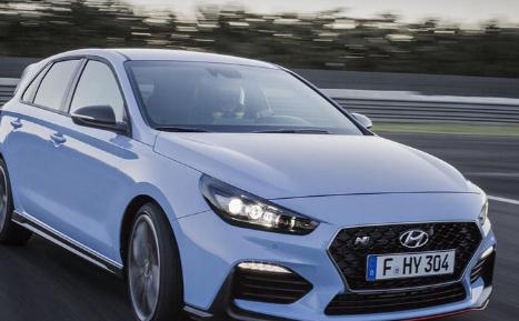 现代汽车发布了期待已久的N部门的首款新车型i30N