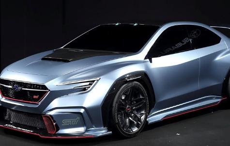 斯巴鲁混合动力SUV和自主技术也在研发中