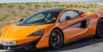 迈凯轮不会在美国出售售价低于20万美元的车型