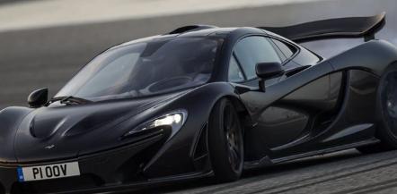 迈凯轮的新首席试车手是Bonafide超级跑车大师