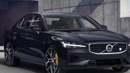 沃尔沃推出新款S60轿车这辆瑞典人在美国制造