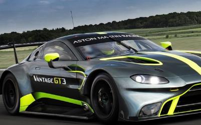 阿斯顿最新款的新赛车版本在La Sarthe上崭露头角