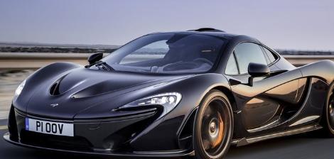 迈凯轮曾经考虑制造非混合动力P1超级跑车