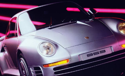 保时捷为稀有经典汽车零件的采购提供了独特的解决方案