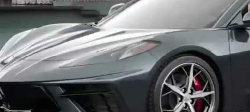 2020年雪佛兰克尔维特敞篷车将于10月首次亮相